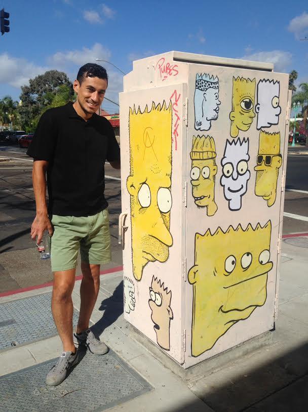 SD street art 5
